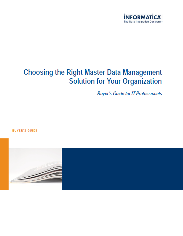 master data management white papers Resources brochures case studies testimonials videos white papers white papers featured white paper master data management is.