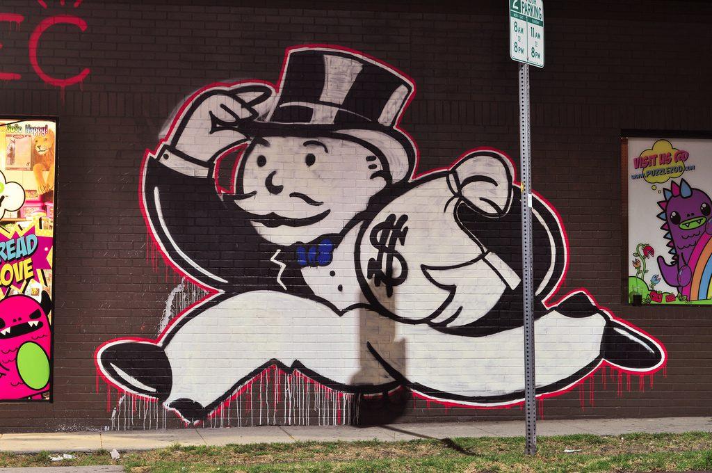 Alec - Mr. Money Bags