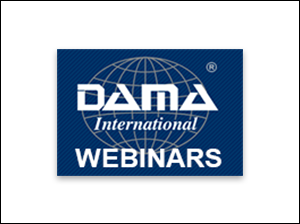 DAMA International WEBINARS